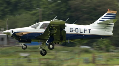 A picture of GOLFT - Rockwell Commander 114 - [14274] - © Oliver Holmes