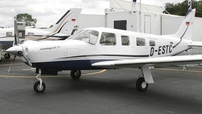 D-ESTC - Piper PA-32R-301T Saratoga II TC - Private