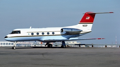 N100P - Gulfstream G-II - Private