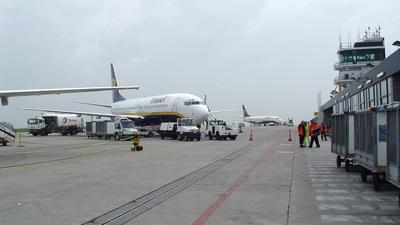 EBCI - Airport - Ramp