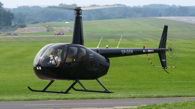 SP-GGK - Robinson R44 Raven II - Private
