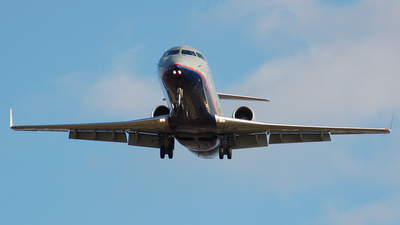 - Bombardier CRJ-200ER - United Express (Air Wisconsin)