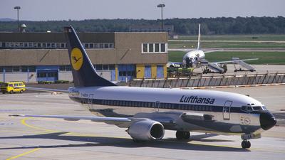 D-ABXA - Boeing 737-330 - Lufthansa