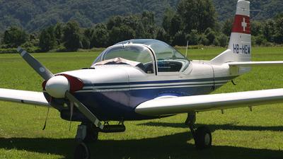 HB-HEW - FFA AS-202/15 Bravo - Private