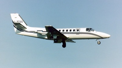 I-JESO - Cessna 550 Citation II - Private