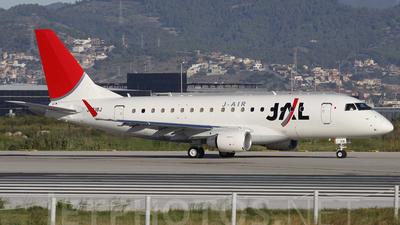 JA218J - Embraer 170-100STD - J-Air