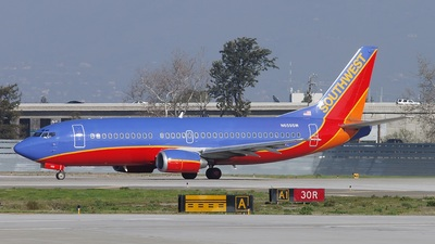 N659SW - Boeing 737-301 - Southwest Airlines