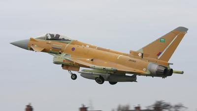 ZK062 - Eurofighter Typhoon EF2000 - Saudi Arabia - Air Force