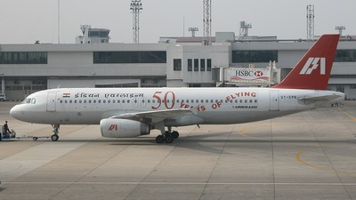 VT-EPK - Airbus A320-231 - Indian Airlines