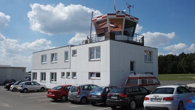EDQH - Airport - Control Tower