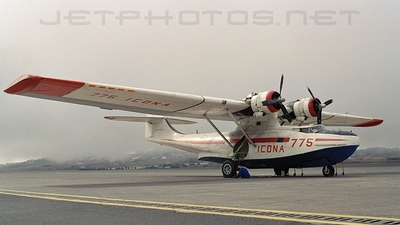 C-FDIL - Consolidated PBY-5A Catalina - SAESA - Servicios Aéreos Españoles