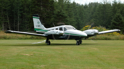 C-GBHC - Piper PA-34-220T Seneca V - Private