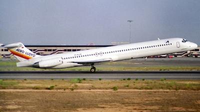 D-ALLN - McDonnell Douglas MD-83 - Aero Lloyd