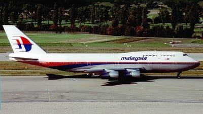 9M-MHK - Boeing 747-3H6(M) - Malaysia Airlines