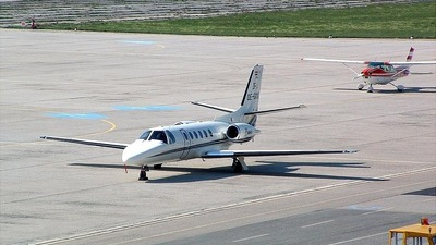 OE-GKK - Cessna 550B Citation Bravo - Jetfly Airline