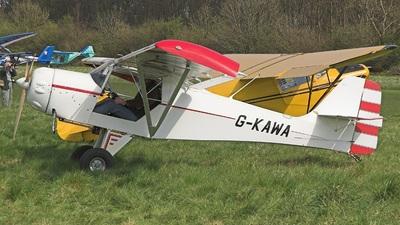 A picture of GKAWA - Denney Kitfox 2 - [PFA 17211822] - © Paul Chandler
