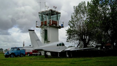 SADZ - Airport - Control Tower