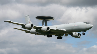 ZH105 - Boeing Sentry AEW.1 - United Kingdom - Royal Air Force (RAF)