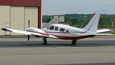 F-GEOO - Piper PA-34-200T Seneca II - Private