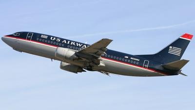 N520AU - Boeing 737-3B7 - US Airways