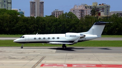 N603CS - Gulfstream G-IV(SP) - Private