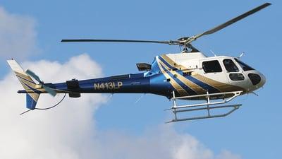 N413LP - Aérospatiale AS 350B3 Ecureuil - Private