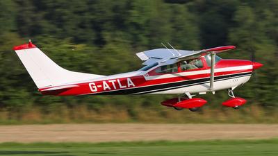 A picture of GATLA - Cessna 182J Skylane - [18256923] - © Michael Brazier