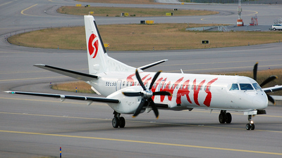 SE-LSB - Saab 2000 - Skyways (Air Express Sweden)