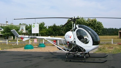 F-GOBG - Schweizer 269C-1 - Private