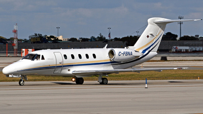 C-FBNA - Cessna 650 Citation III - Execaire