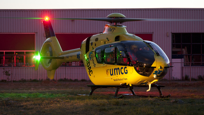 PH-MMT - Eurocopter EC 135P2+ - ANWB Medical Air Assistance