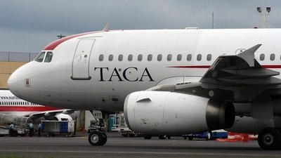 N477TA - Airbus A319-132 - TACA International Airlines