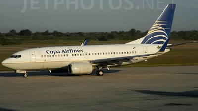 HP-1375CMP - Boeing 737-7V3 - Copa Airlines