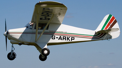 A picture of GARKP - Piper PA22108 Colt - [228364] - © Alan Gray
