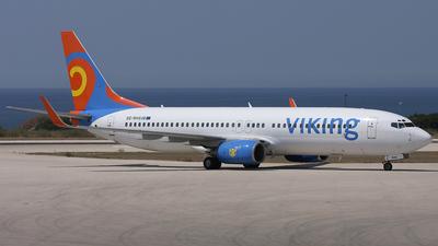 SE-RHS - Boeing 737-86N - Viking Airlines