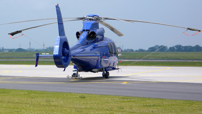 D-HLEW - Eurocopter EC 155B Dauphin - LGM Luftfahrt