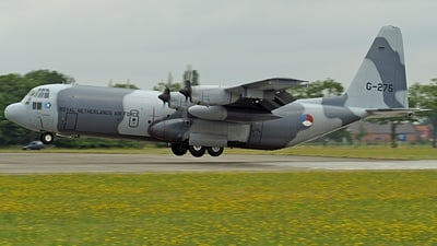 G-275 - Lockheed C-130H-30 Hercules - Netherlands - Royal Air Force