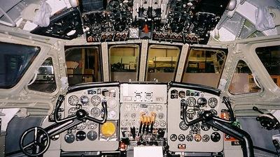 XA-NAR - De Havilland DH-106 Comet 4C - Mexicana