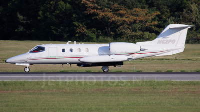 A picture of N62PG - Learjet 36A - [36031] - © Dean Heald