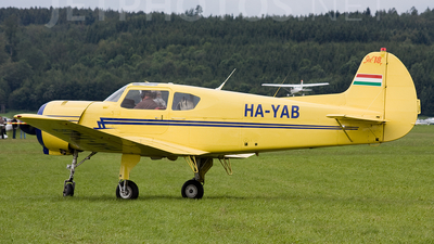 HA-YAB - Yakovlev Yak-18T - Private