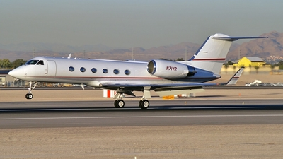 N71VR - Gulfstream G-IV(SP) - Private