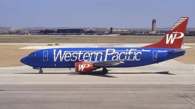 N945WP - Boeing 737-3K9 - Western Pacific Airlines