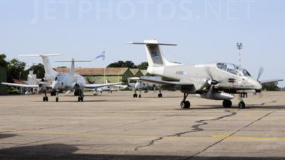 A-595 - FMA IA-58A Pucará - Argentina - Air Force