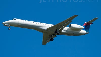 N832MJ - Embraer ERJ-145LR - Delta Connection (Freedom Airlines)
