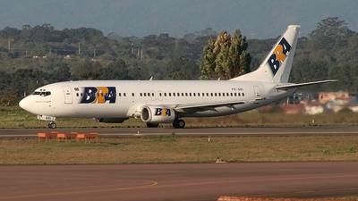 PR-BRI - Boeing 737-4Y0 - BRA Transportes Aéreos