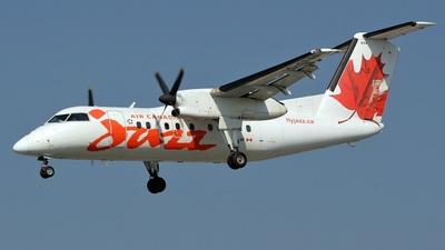 C-GTAF - Bombardier Dash 8-102 - Air Canada Jazz