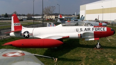 80468 - Lockheed T-33 Shooting Star - United States - US Air Force (USAF)