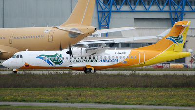 F-WWEP - ATR 72-212A(500) - Cebu Pacific Air