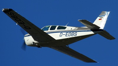 D-EDBS - Beechcraft E33A Bonanza - Private