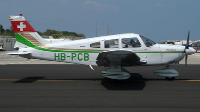 A picture of HBPCB - Piper PA28181 Cherokee Archer II - [287890389] - © meir feder